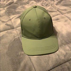 Lululemon olive green hat